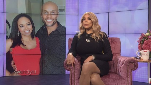 "Wendy Williams Seemingly Questions Kenny Lattimore's Marriage To Judge Faith Jenkins: ""I Have A Secret To Tell You Judge"" [VIDEO]"