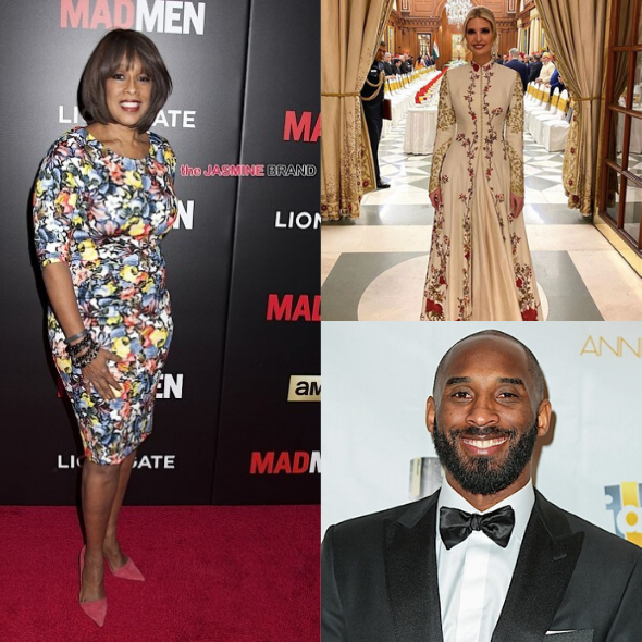 "Gayle King Says Ivanka Trump Checked On Her During Kobe Bryant Controversy: ""I Was Very Touched By That"""