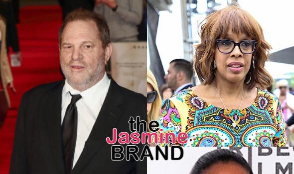 Harvey Weinstein — Oprah Winfrey & Gayle King Trending On Social Media, Urged To Break Their Silence On His Sentencing