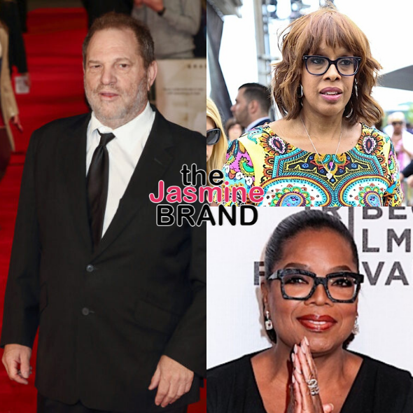 Harvey Weinstein — Oprah Winfrey & Gayle King Trending On Social Media, Urged To Break Their Silence On His Sentencing