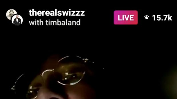 Swizz Beatz & Timbaland Compare Hits In An Instagram Live Battle Of The Beats