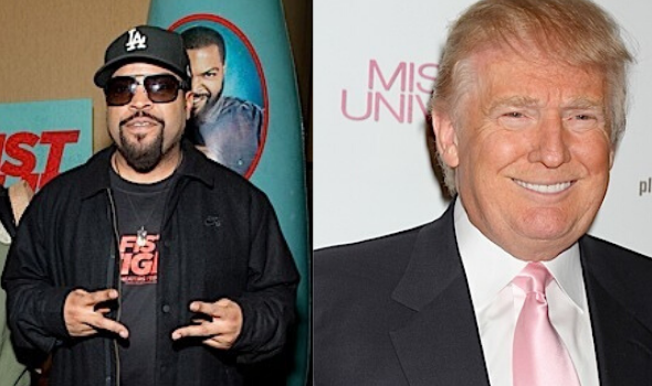 Ice Cube Wants Donald Trump Arrested