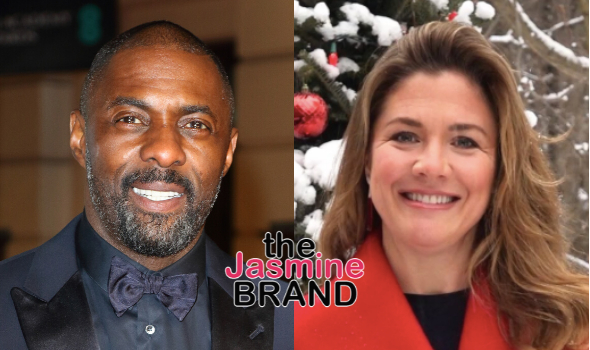 Idris Elba Had Contact With Sophie Trudeau Days Before They Both Tested Positive For Coronavirus