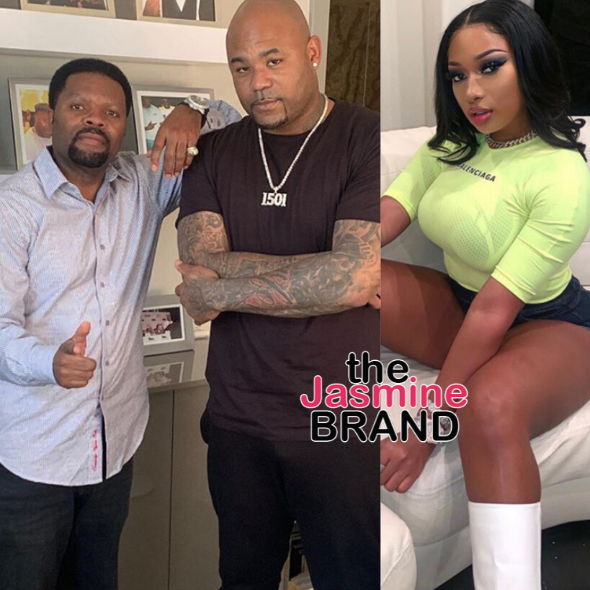"J. Prince & Carl Crawford React To Megan Thee Stallion's ""Savage"" Remix w/ Beyonce Amidst Lawsuit Drama"