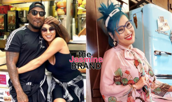 Jeezy Quarantines With Girlfriend Jeannie Mai And Her Mom