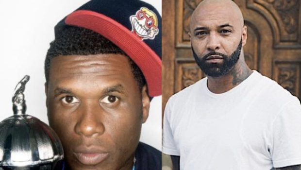 "Jay Electronica & Joe Budden Exchange Insults In Twitter Beef Over Jay's New Album, Joe Comments: ""It's A Hov Mixtape Now!"""