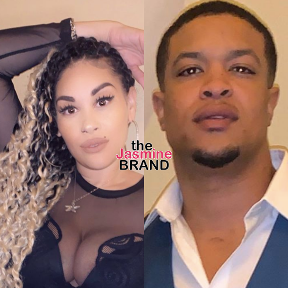 "Keke Wyatt's Ex-Husband Michael Ford Says She's ""Illegally Withholding"" Their Daughter From Him: I Haven't Seen Her In 18 Months!"