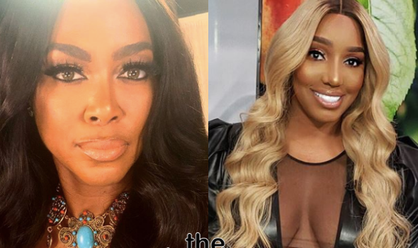 Kenya Moore Reacts To NeNe Leakes Alluding That Her Marital Woes Are 'Karma'