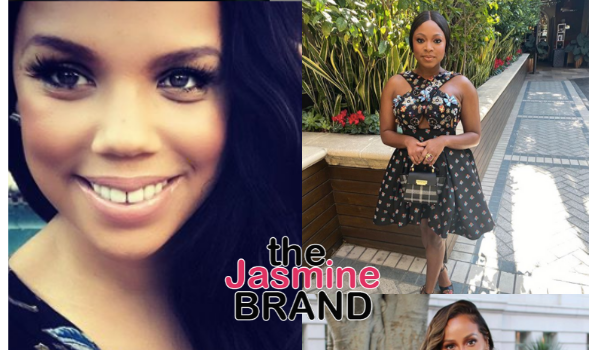 3LW's Kiely Williams Says Naturi Naughton Called Her Mom A B*tch + Lashes Out At Adrienne Bailon [WATCH]