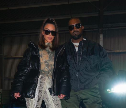 Kim Kardashian Reportedly 'Exhausted' Trying To Work Things Out With Kanye West, Source Says