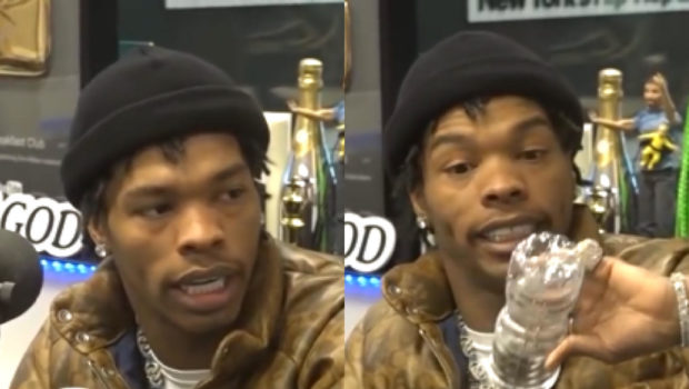 "Lil Baby's Eccentric Interview Behavior Pointed Out By Social Media, He Denies Being On Drugs: ""I Don't Take Percocets!"""