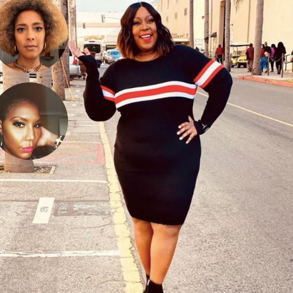 "Loni Love On Amanda Seales Making Faces During Her Breakdown: ""She Didn't Understand"" + Denies Rumors She Sent An Email To Get Tamar Braxton Fired"
