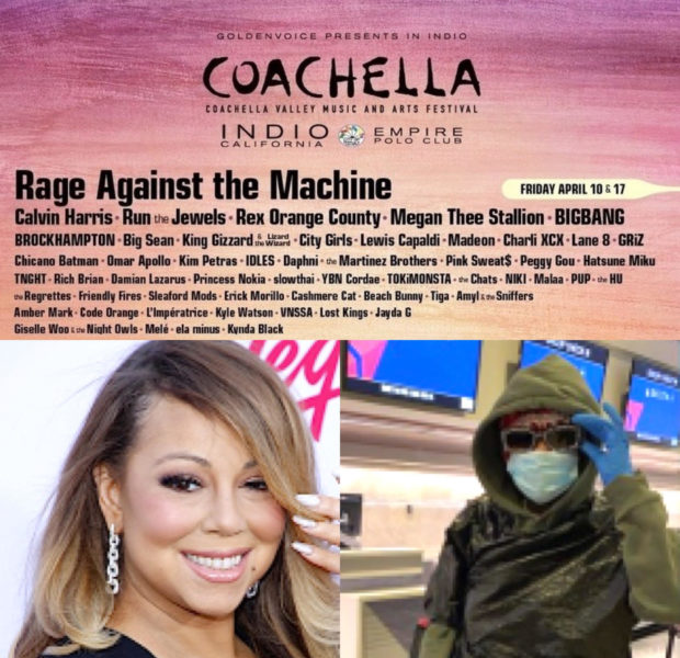Coachella – Petition Started To Prevent Festival From Being Cancelled Amid Coronavirus Scare