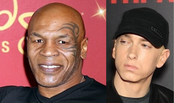 Mike Tyson To Eminem: You're The Only White Guy Who Knows How It Feels To Be A N***a