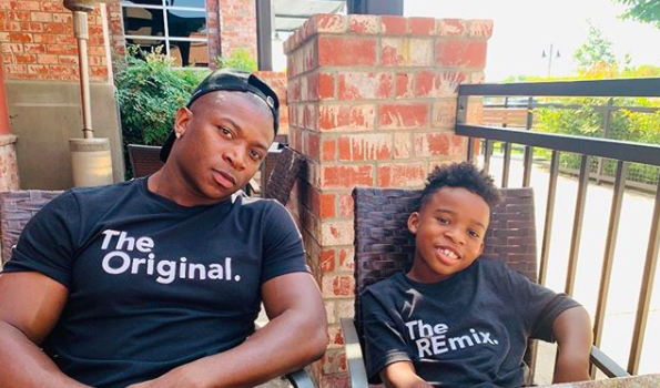 O.T. Genasis Reveals His 10-Year-Old Son Has Autism: We're Best Friends & Our Lives Changed