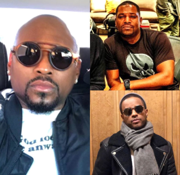 Omar Epps Teases Upcoming Project With Larenz Tate & Mekhi Phifer