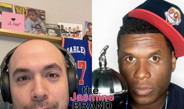 "Peter Rosenberg Calls Out Jay Electronica For Controversial Lyrics, Rapper Responds:  ""Shut The F*** Up"""