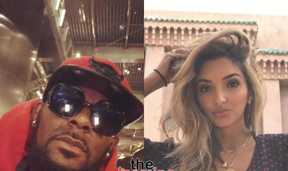 "R. Kelly – ""Shahs Of Sunset"" Star Sara Jeihooni Says She Dated Singer For 3 Years & Was Served w/ Subpoena"