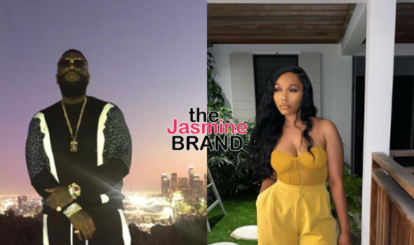 Rick Ross Spotted Vacationing w/ His Rumored Girlfriend [PHOTOS]