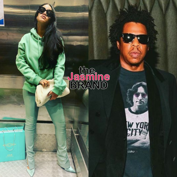 Jay-Z's Charity Teams Up w/ Rihanna's Foundation For $2 Million COVID-19 Donation For Public Schools & Immigration Org