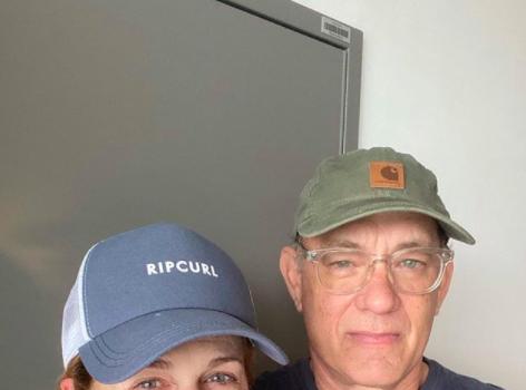 Tom Hanks & Wife Rita Wilson Back In L.A. After Fighting Coronavirus