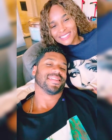 Russell Wilson Wrote Down 5 Non-Negotiable's That He Wanted In A Woman, Before Meeting Ciara