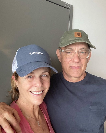Update: Tom Hanks & Wife Rita Wilson Give An Update After Testing Positive for Coronavirus