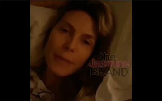 Heidi Klum Is Sick, But Hasn't Been Able To Get Tested For Coronavirus [VIDEO]