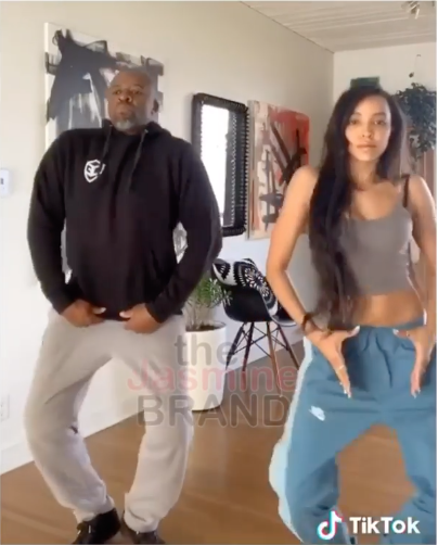 Tinashe's Dad Nailed Their Dance Routine + See Ciara, J.Lo, Kandi Burruss & Snooki's Moves [VIDEO]