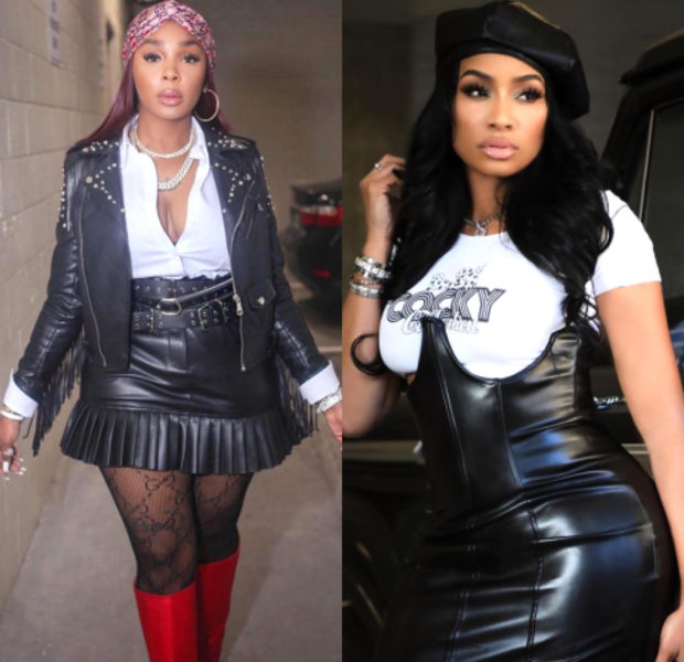 """Love & Hip-Hop's"" Sierra Gates And Karlie Redd Get Into Nasty Fight, Sierra Tells Karlie: ""I Don't Need Another Case!"""