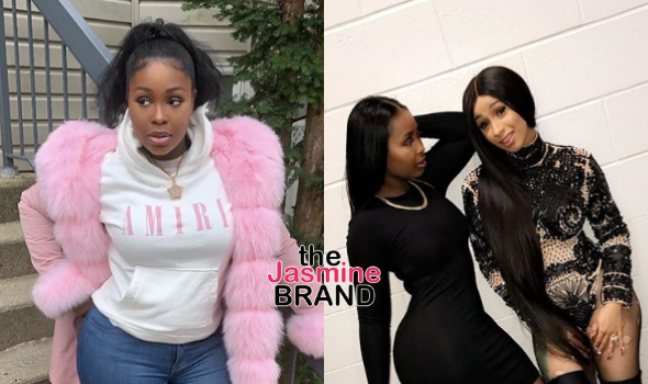 Cardi B's BFF Star Brim Debuts Ankle Monitor On Social Media Amid Gang Related Charges