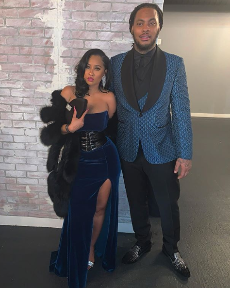 Tammy Rivera Gets Graphic About Sex w/ Waka Flocka Flame: If I Give Him Fellatio He Has A Great Day, But He Won't Give Me A Threesome!