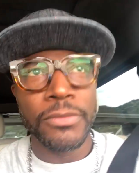 "Taye Diggs Asks White People In His Gym Who Don't Pick Up Their Towels: ""Were You Raised In A Barn? Or Are You Just Lazy Honkeys?"""