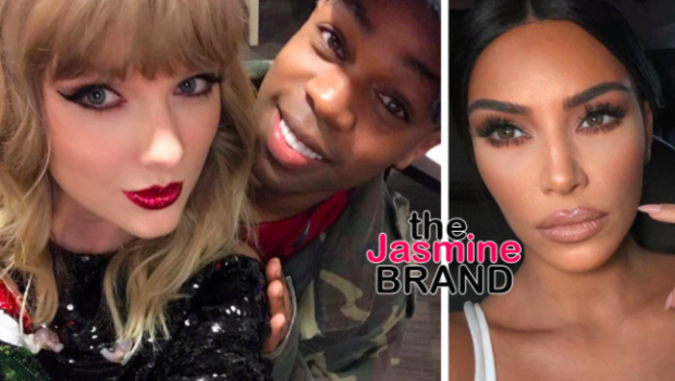 Taylor Swift's BFF Todrick Lashes Out At Kim Kardashian Amid Their Feud: I Can't STAND This Woman!