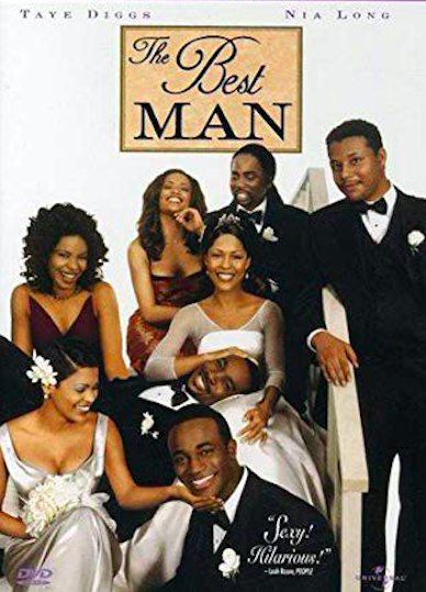 "Taye Diggs Says ""The Best Man"" May Become A TV Series: The Script Has Already Been Written"