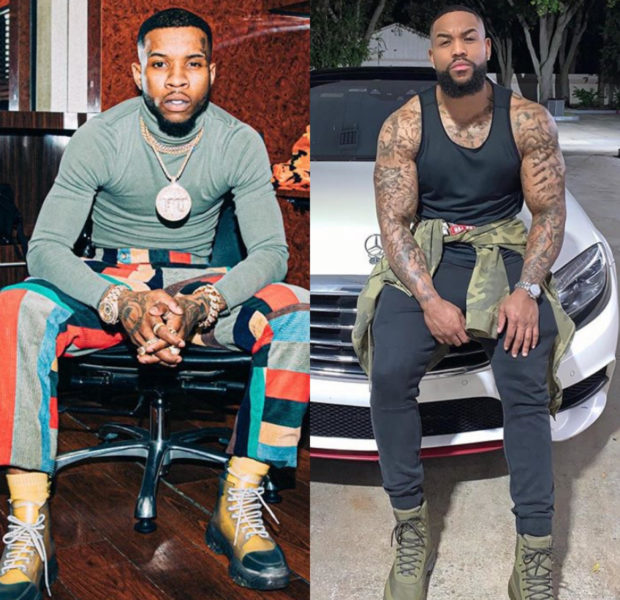 Ouch! Tory Lanez Accused Of Punching Fitness Model Joshua Benoit [VIDEO]