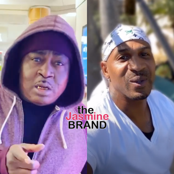 Trick Daddy Threatens To Slap The Sh*t Outta Somebody, After Stevie J Criticizes Love & Hip Hop Miami's Lacefronts [VIDEO]