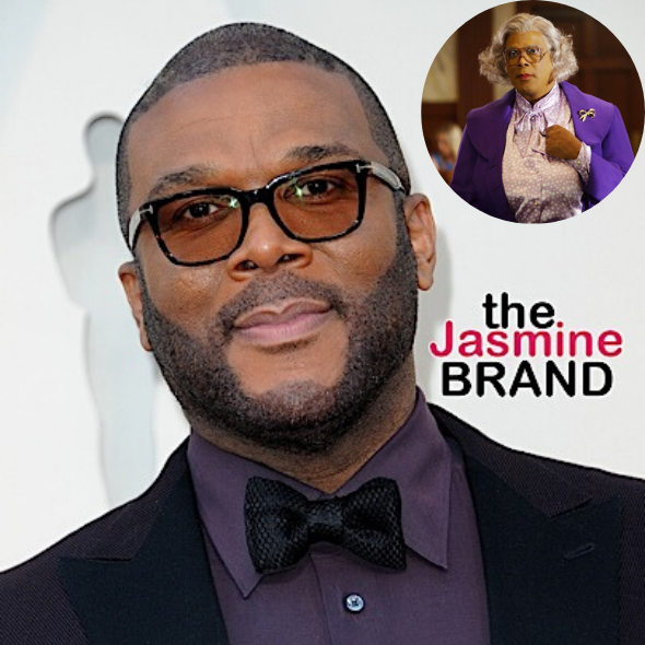 Tyler Perry To Critics Of Him Wearing A Dress As Madea Character: I'm Not A Man That Enjoys Wearing A Dress, It's A Costume
