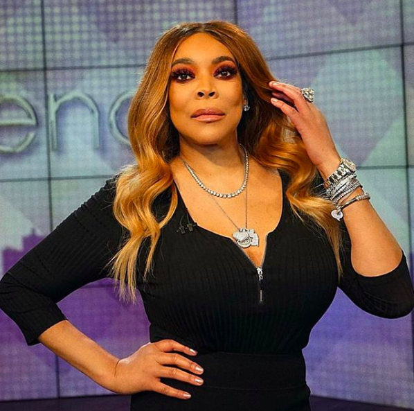 Wendy Williams Confesses To Spying On Her Neighbor As He Showers