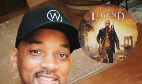"""Will Smith Jokes He 'Feels Responsible' For False Info About Coronavirus Because Of His """"I Am Legend"""" Role"""