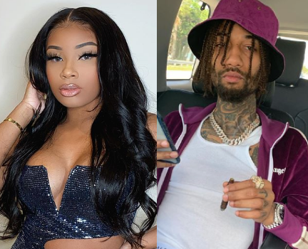 YouTuber Aaliyah Jay Defends Herself Against Ex-Boyfriend Rapper PnB Rock After He Claims She Cheated With Him