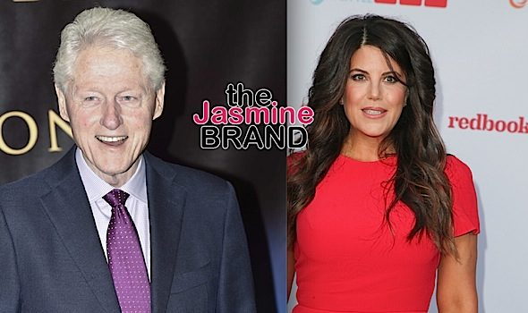 """Bill Clinton Reveals Reason For His Affair With Monica Lewinsky: """"It's Not A Defense, It's An Explanation"""""""