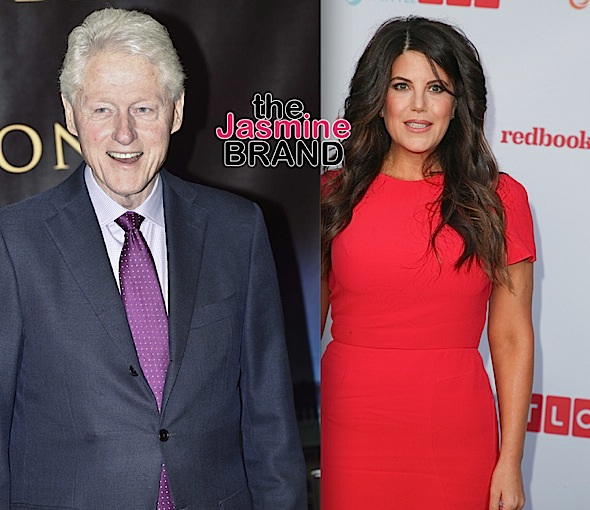 Monica Lewinsky Says Former President Clinton 'Should Want To Apologize' For Past Scandal But She No Longer Needs It
