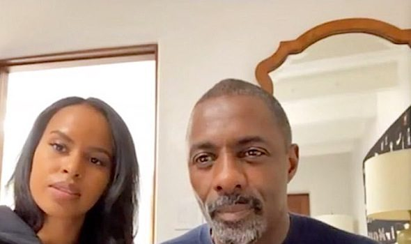 Idris Elba's Wife Sabrina Tests Positive For Corona Virus: I Wanted To Be With Him