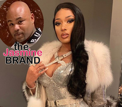 "Carl Crawford Wants Emergency Court Hearing To Prevent Megan Thee Stallion From Releasing New Music, Amidst Rapper Teasing New Project ""Suga"""