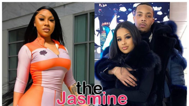 G Herbo Denies Cheating On Ari Fletcher w/ Current GF Taina + Ari Possibly Reacts: Keep My Name Out Ya Mouth!