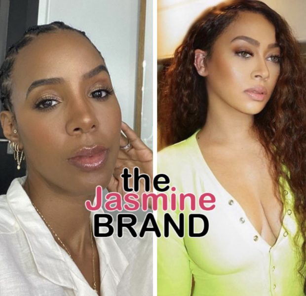 Kelly Rowland Tells Lala Anthony About Her Favorite Sex Toy: It's So Nice! [VIDEO]