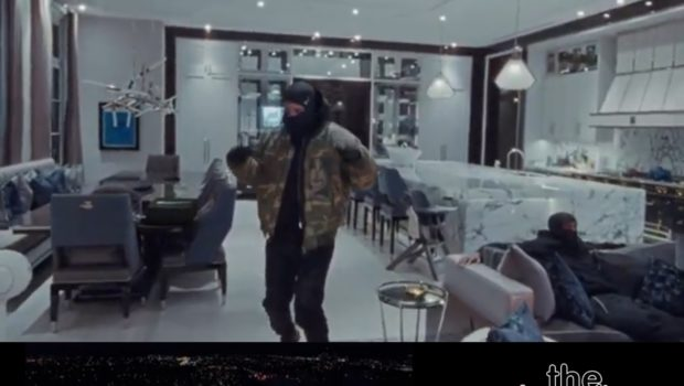 """Drake Tours His Home In New """"Toosie Slide"""" Video"""