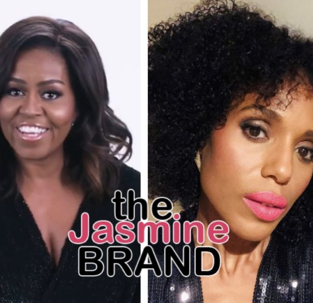 Michelle Obama & Kerry Washington Ask People NOT To Purchase WIC Products