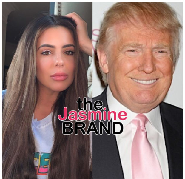 Kim Zolciak's Daughter Brielle Biermann Defends Trump: He Has Feelings Like All Of Us